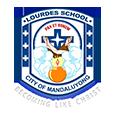 Lourdes Scool of Mandaluyong Logo