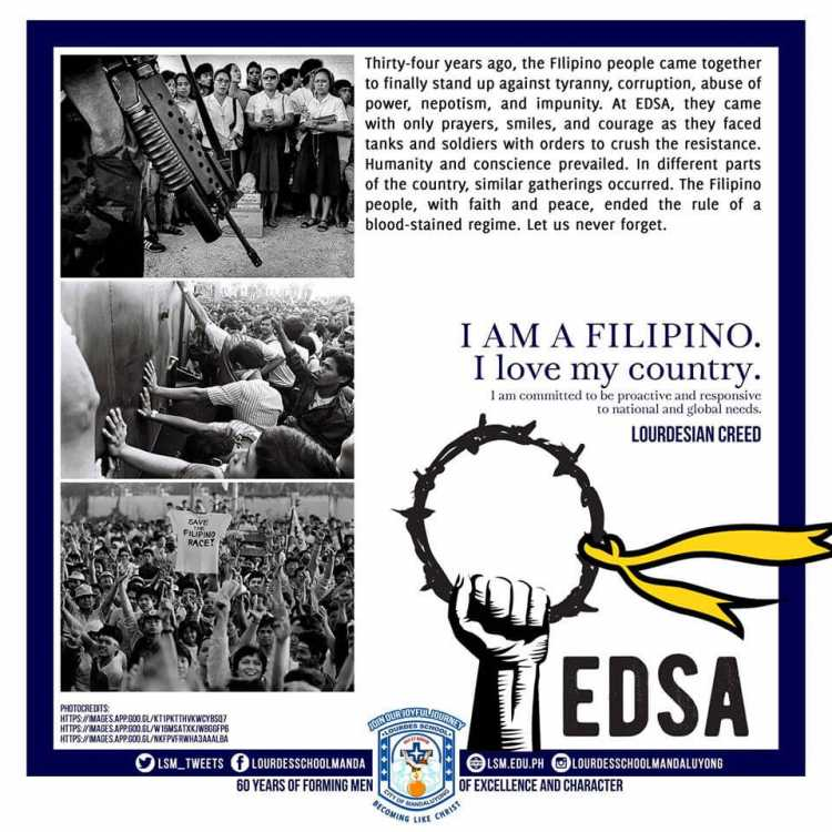 Edsa Anniversary
