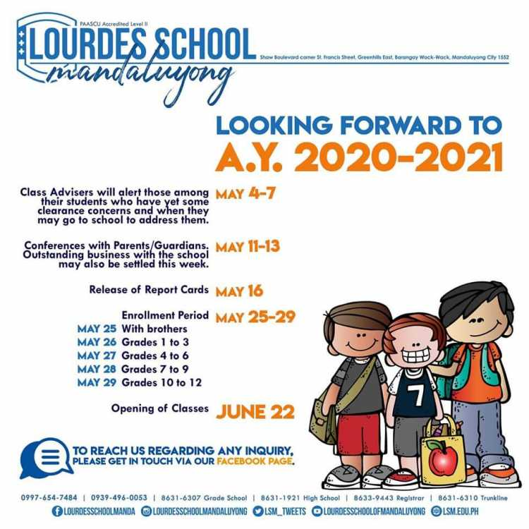 Loong Forward To A.Y 2020 - 2021
