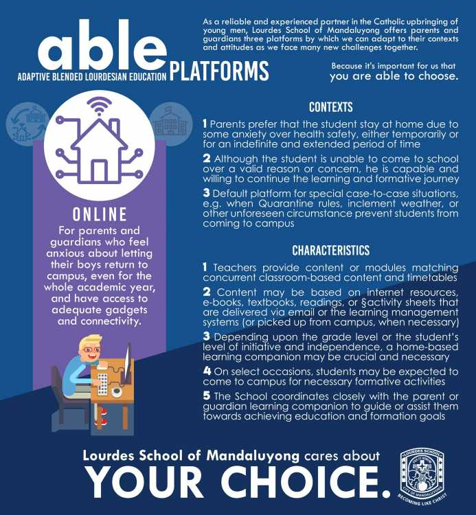 ABLE Platforms Online