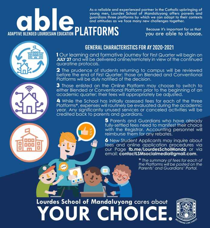 ABLE Platforms