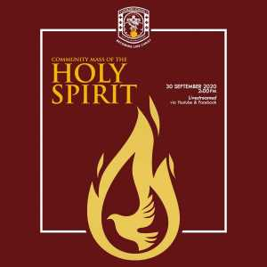 Community Mass of Holy Spirit
