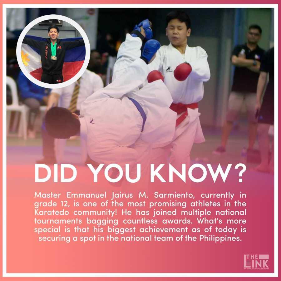 Did You Know - Master Emmanuel Jairus M Sarmiento