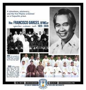 Francisco Garces, OFMCap