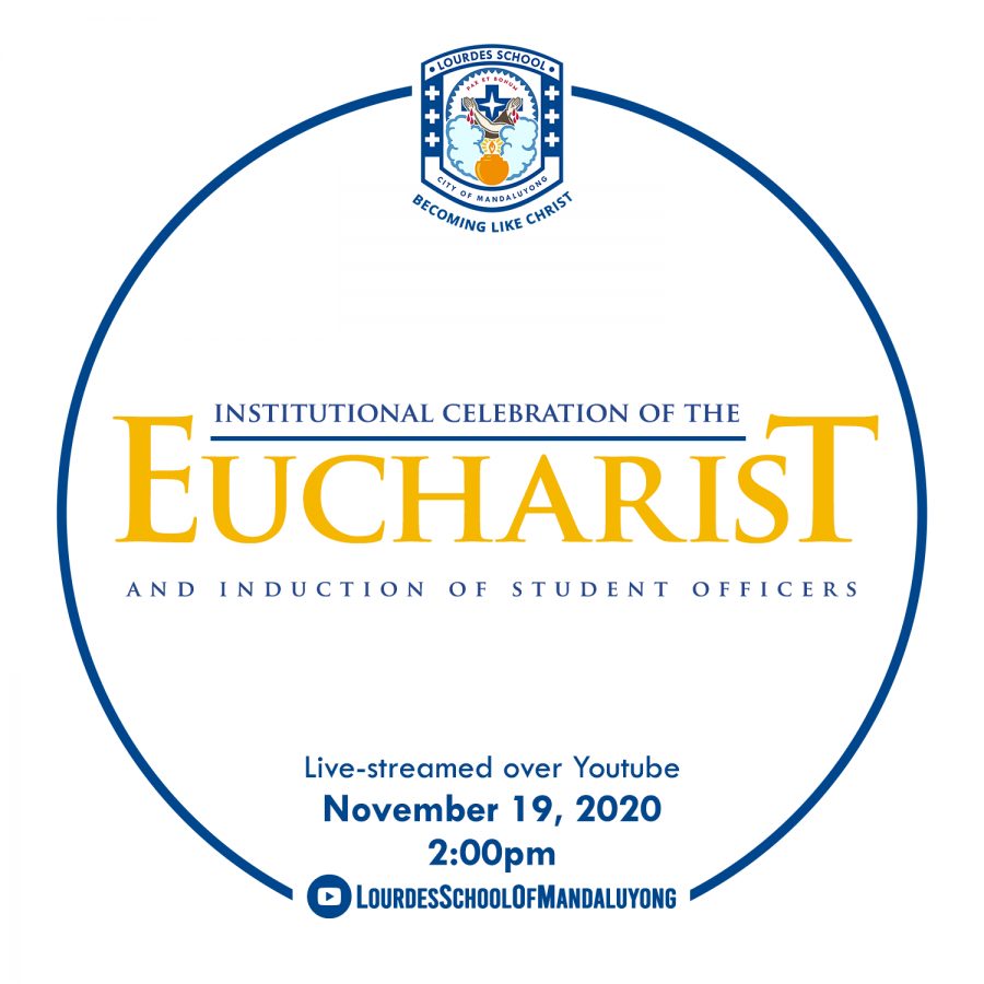 Institutional Celebration of the Eucharist and Induction of Student Officers