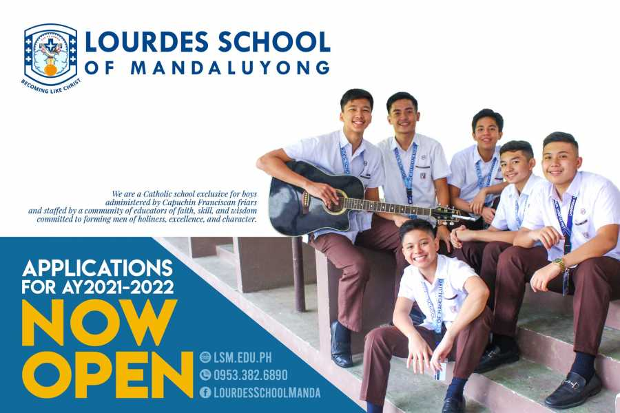 Applications for New Student Admissions AY2021 - 2022
