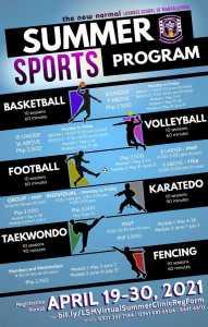 Summer Sports Program