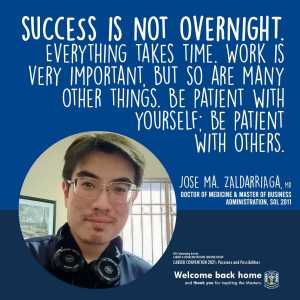 Success is not overnight. Everything takes time