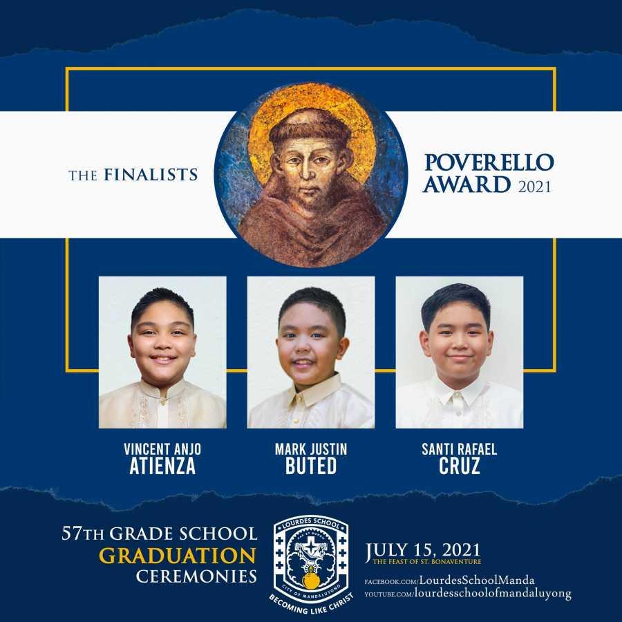 The Poverello Award