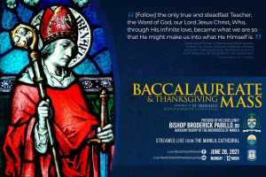 Baccalaureate and Thanks Giving Mass