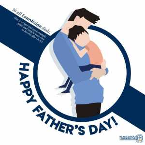 Happy Fathers Day To All Lourdesian Dad's