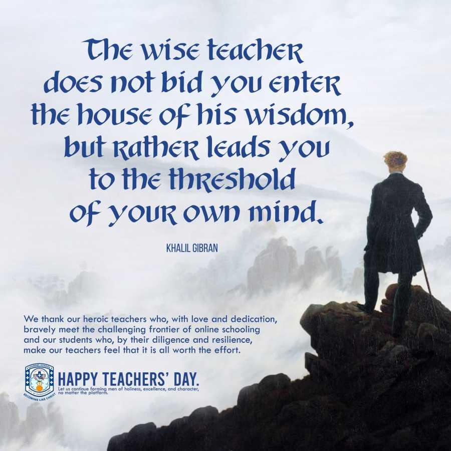 Happy Teachers Day